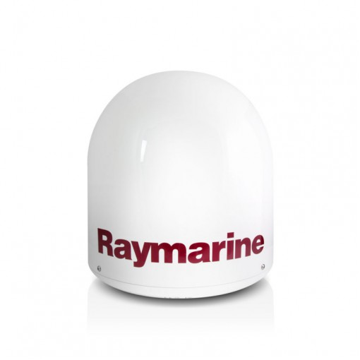 Raymarine 33 STV Empty Dome & Base Plate