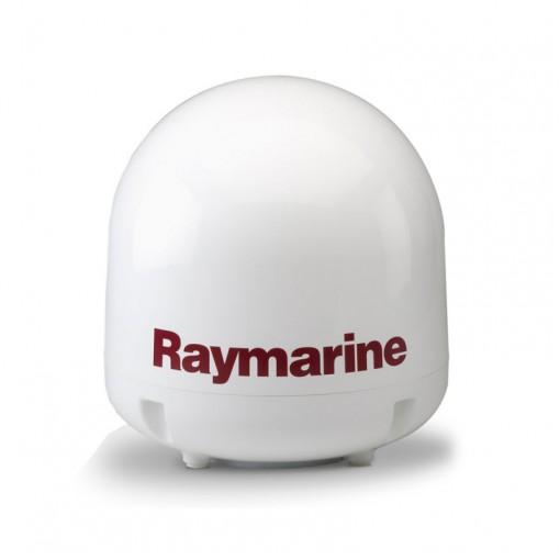 Raymarine 37 STV Empty Dome & Base Plate