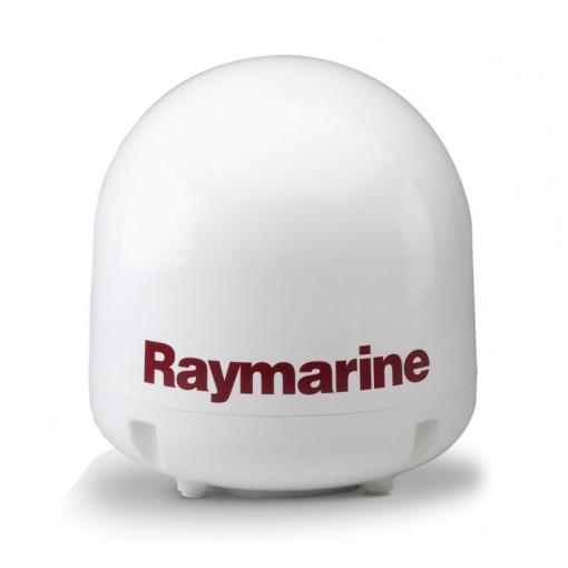 Raymarine 45 STV Empty Dome & Base Plate