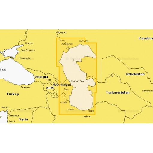 5G036S Caspian sea - Каспийское море